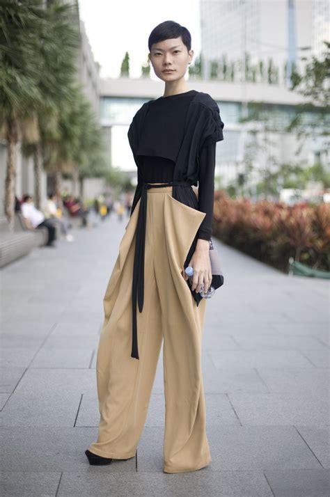 trend report statement trousers  ladies