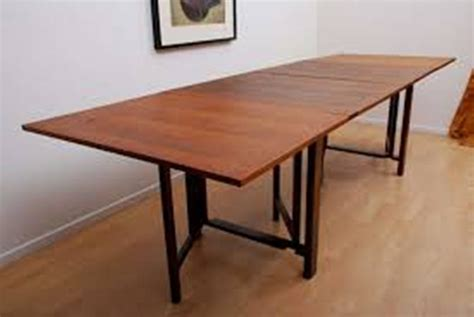Folding Dining Table Save To Location And Practical — The