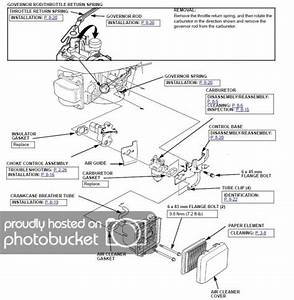 Honda Gc160 Carburetor Engine Diagram