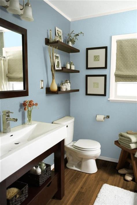 sw languid blue paint color for basement bath basement