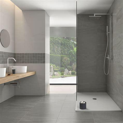 contemporary bathroom floor tiles jupiter marengo tiles 30 x 61cm stoke tiles