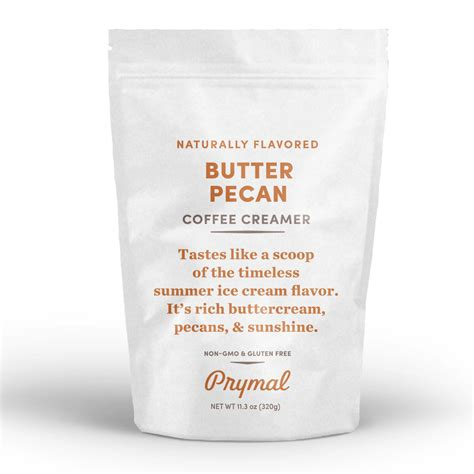Now you know what is going into your coffee every morning. Butter Pecan Coffee Creamer - Keto Friendly Sugar Free Non-Dairy Low Carb - Prymal Coffee ...