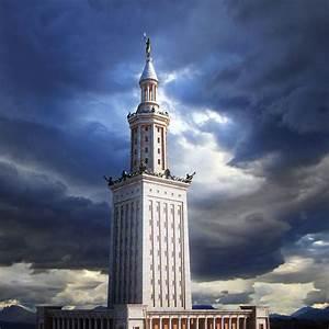Lighthouse Of Alexandria Photography That I Like