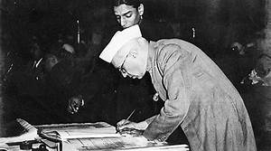 Nehru sought US assistance during 1962 Indo-China war ...