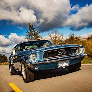 from @musclecarspics - @1968_fastback | 68 Mustang Fastback |#ford #mustang #fastback # ...