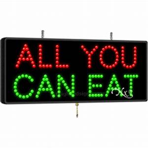 All You Can Eat Ludwigsburg : all you can eat buffet led sign just ~ A.2002-acura-tl-radio.info Haus und Dekorationen