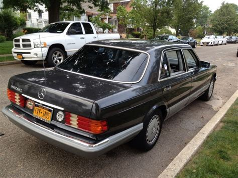 blue book value for used cars 1985 mercedes benz s class engine control 1986 mercedes 560 sel blue book value