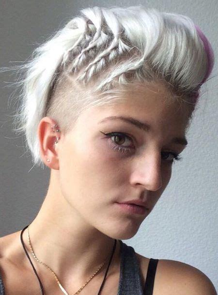 shaved hairstyles  women  turn heads