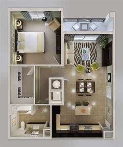 Inspiring Apartment Layout Design Ideas You Definitely