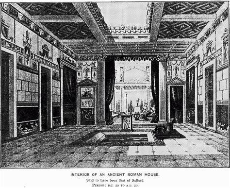 Ancient Roman Furniture History by Illustrated History Of Furniture1