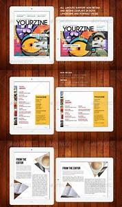 20+ Beautiful Digital Magazine Templates - DesignMaz
