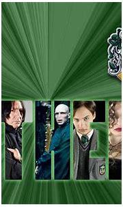 [48+] Harry Potter Slytherin Wallpaper on WallpaperSafari