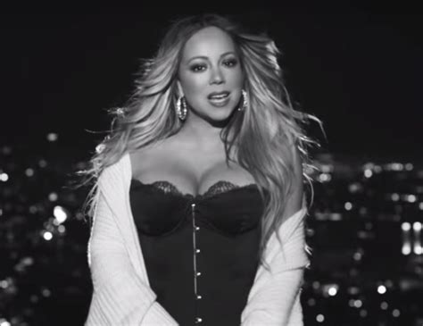 Mariah Carey Gives Classic Visual And Sound On