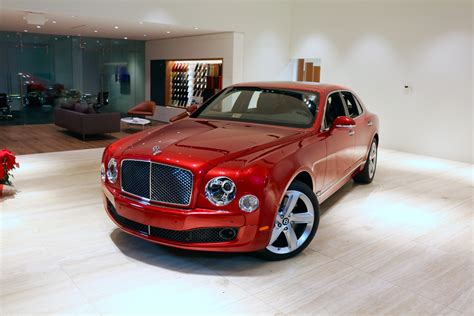2016 Bentley Mulsanne Speed Stock # 6nc001918 For Sale