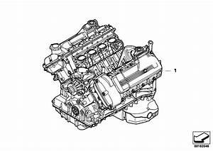 Original Parts For E90 M3 S65 Sedan    Engine   Short Engine