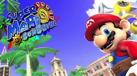 Super Mario Sunshine Wallpaper Hd Impremedianet