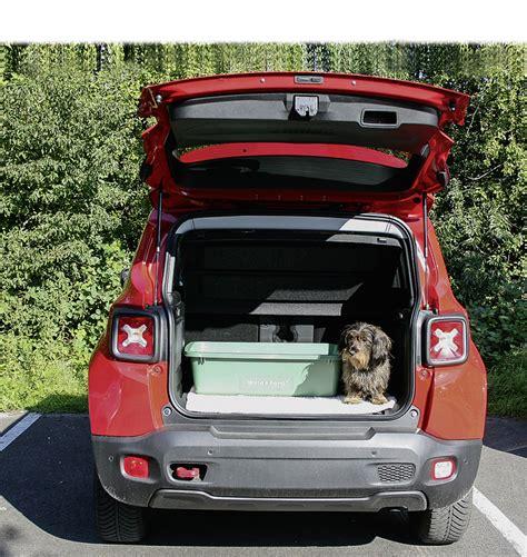 jeep renegade kofferraum auto im revier rwj