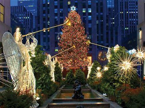 nyc christmas tree lighting 2017 rockefeller tree lighting guide in new york city