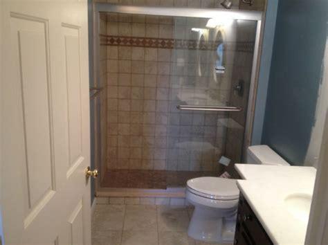 bathroom renovations  hope pa  basic bathroom