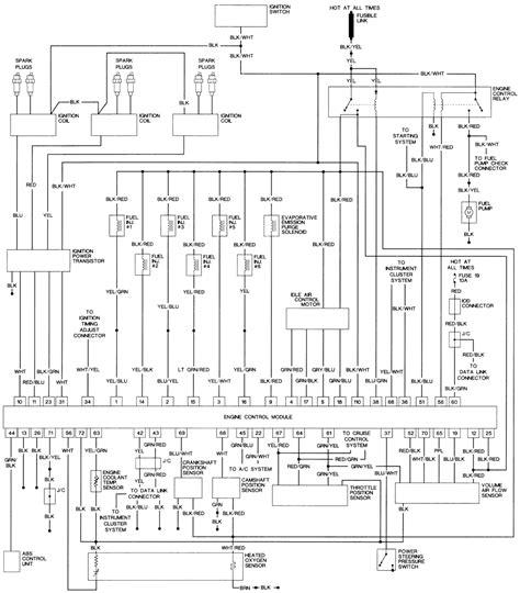 mitsubishi 3000gt engine wiring diagram wiring library