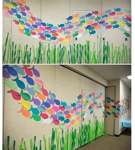 School Wall Decoration Ideas For More Fun And Exciting. Flooring For Dog Room. Decoration Home. Weird Home Decor. Train Decorations. Wall Decor For Kitchen. Decorative Door Hangers. Theater Room Decor. Beach Bedroom Decor