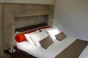 lampe de chevet chambre adulte petite chambre chambre With delightful couleur gris clair peinture 10 peinture koehl