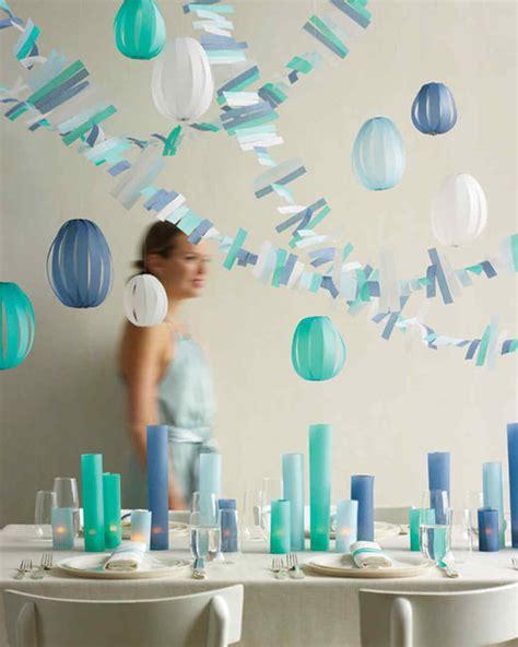baby shower decorations martha stewart