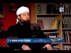 1/4 - GHAIB KI BAATEIN - First Live Episode - YouTube