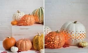 Comment Faire Une Citrouille Pour Halloween : mod le citrouille halloween 12 projets de diy d co de f te ~ Voncanada.com Idées de Décoration