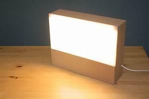 Light Box Lamp