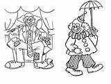 Coloring Clown Pennywise Pages Scary Printable Clowns Circus Template Getcolorings Getdrawings Popular Bozo Decals Colorings Sweet Looking sketch template