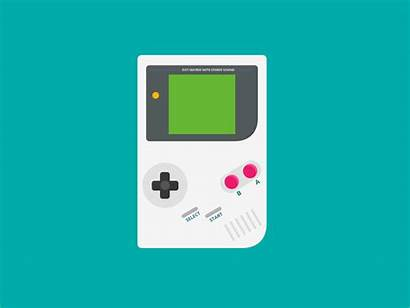 Gameboy Boy Psd Retro Nintendo Icono Dribbble