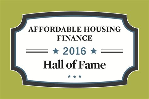The 2016 Ahf Hall Of Fame Inductees