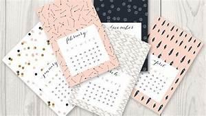 Kalender Selber Basteln Ideen : kalender selbst gestalten so vers en sie jeden monat ~ Orissabook.com Haus und Dekorationen