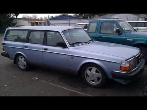 hp  volvo  station wagon  sport