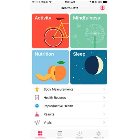 iphone health app get the most out of apple s health app with these starter tips Iphon
