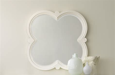 quatrefoil floor mirror quatrefoil mirror white the clayton design unique quatrefoil mirror