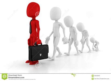 Chagne Clip 3d Evolution In Business Stock Illustration Image