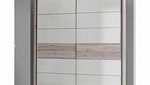 Schwebetürenschrank Weiß Hochglanz : schwebet renschrank rondino sandeiche wei hochglanz 170 ~ Orissabook.com Haus und Dekorationen