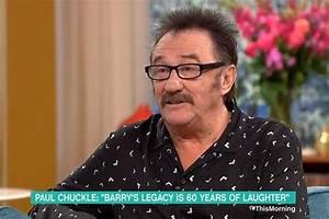 Barry Chuckle Death  Paul Leaves Fans In Tears As He Opens