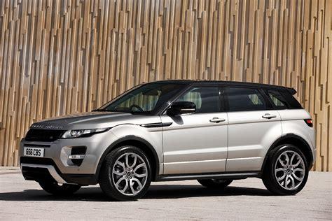 Land Rover Range Rover Evoque 5 Door Specs 2018 2018