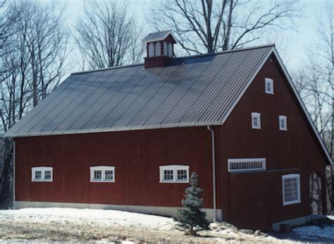 New England Barn Company, Post And Beam Barns And Timber