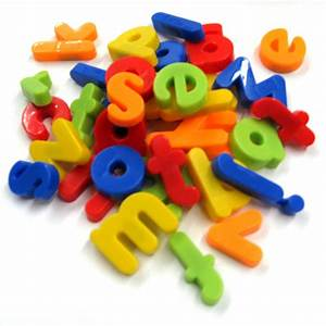 megcos magnetic lowercase letters 36 pieces affordable With magnetic letters