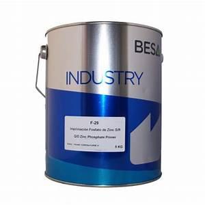 Peinture Plastique Voiture : primaire phosphate de zinc ~ Melissatoandfro.com Idées de Décoration