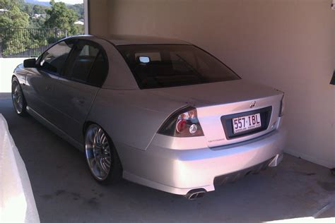 2003 Holden Commodore Vy Boostcruising