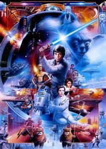 Happy Birthday Star Wars Art