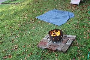 Feuerstellen Im Garten Selber Machen : feuerschale ~ Indierocktalk.com Haus und Dekorationen
