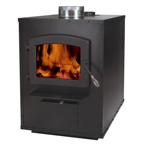summers heat 3000 sq ft wood burning furnace at lowes