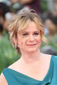 Hairstyles For Red Carpet by Emily Watson Opening Ceremony And Premiere Of Everest
