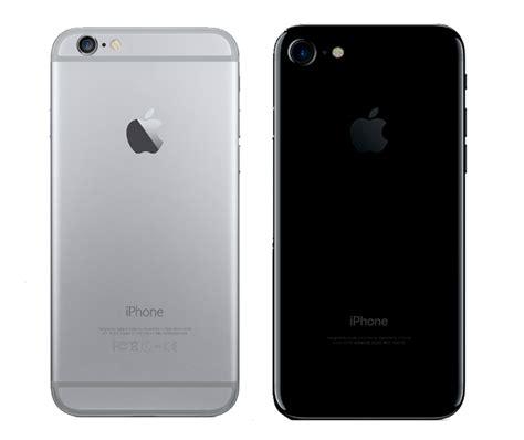 apple iphone upgrade apple iphone 6s vs apple iphone 7 specs comparison